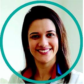 Livia Pinheiro Ramos, psicóloga clínica