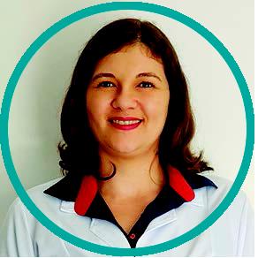 Vania Cristina Molino Gonçalves, nutricionista